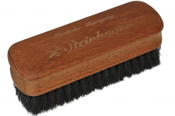 Steinhauer cleaning brush smooth leather