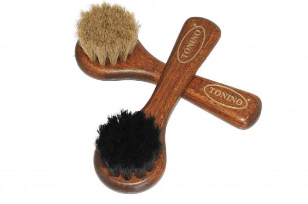 Tonino Cremebürste Auftragsbürste mit Griff