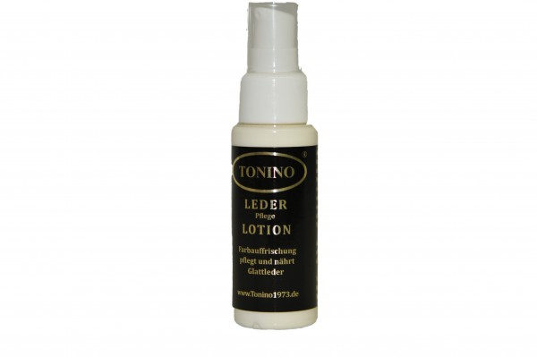 Leather Care Lotion for smooth leather 50 ml