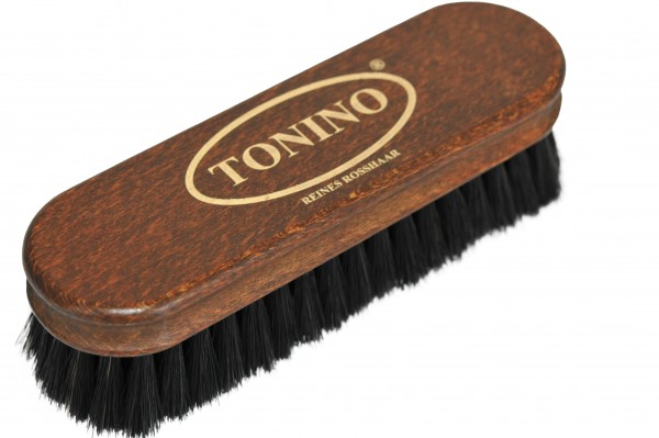 Tonino cleaning brush for smooth leather