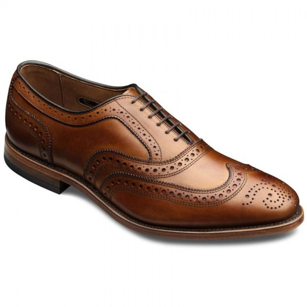 Allen Edmonds Mc Alister in Walnut