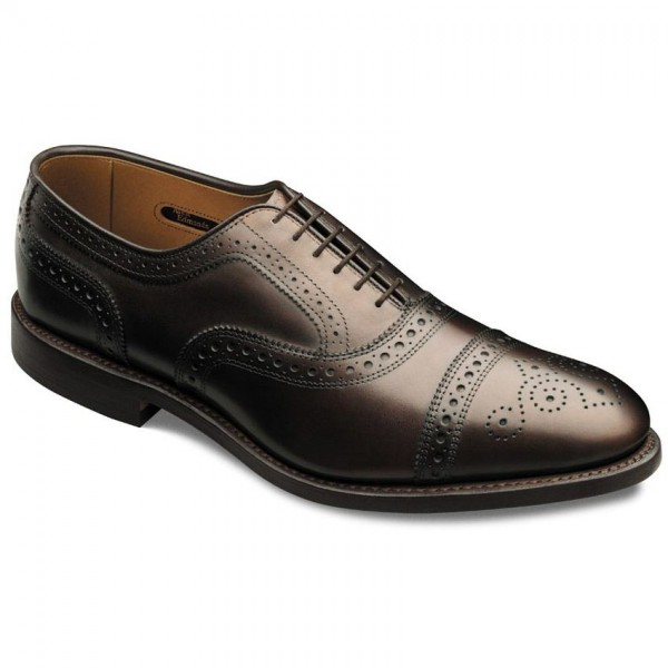 Allen Edmonds Strand in Dunkelbraun Calf