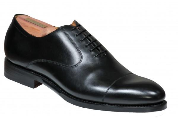 Steinhauer Cap toe in Black Style Matteo