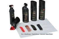 Tonino Tacco Color. Absatzfarbe + Sohlenrandfarbe Schwarz