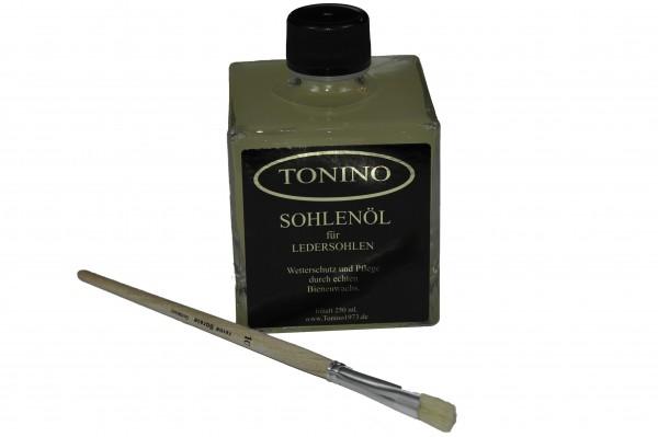 250 ml. Flasche Sohlenöl
