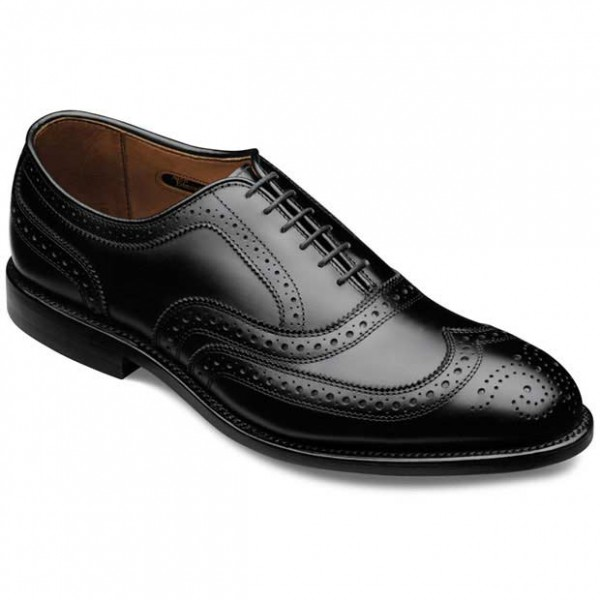 Allen Edmonds Mc Alister in Schwarz