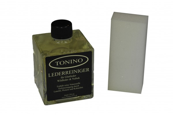 250 ml. Lederreiniger